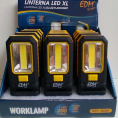 Linterna LED XL - 1 led 200 lumen