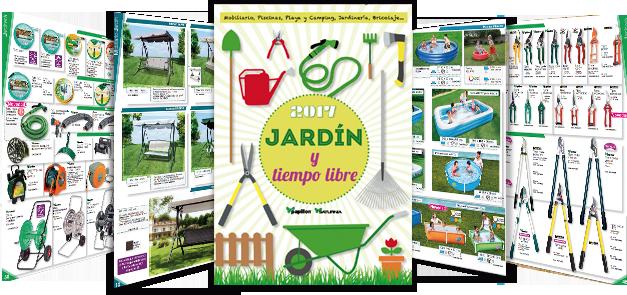 Folleto jardín 2017