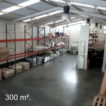 300 m2. Sección Construcción